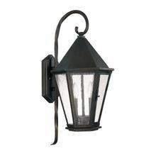 2 Light Outdoor Wall Lantern