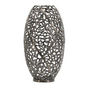 Aluminum Vase