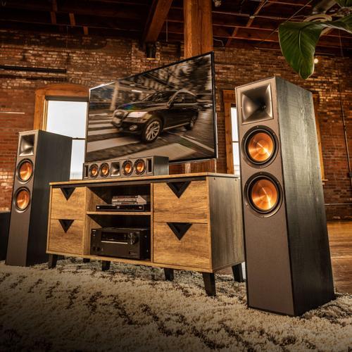 Klipsch - R-625FA Dolby Atmos Floorstanding Speaker