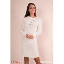 See Details - Honeycomb Knit Dress - XS (3 pc. ppk.)