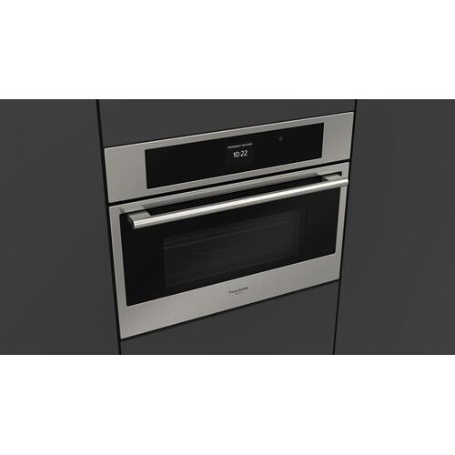 "Fulgor Milano - 24"" Combi Speed Oven - Stainless Steel"