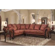 7650 Magenta Sectional