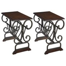 2-piece End Table Package