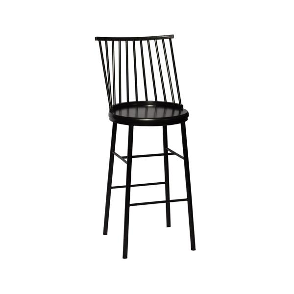 Frida Barstool Black