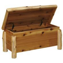 Blanket Chest - Vintage Cedar