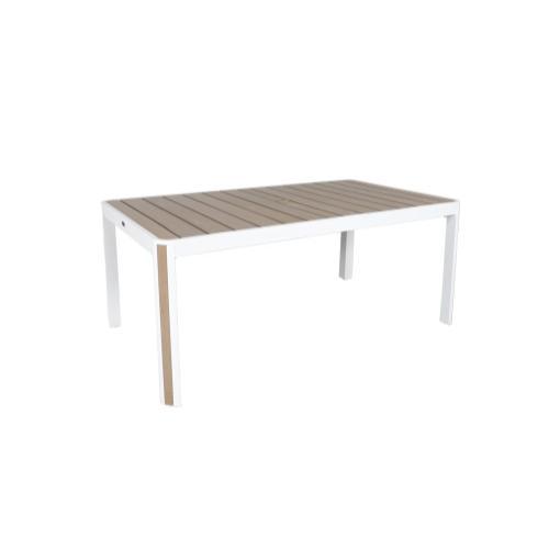 "Deco 71"" x 42"" Rectangular Dining Table"
