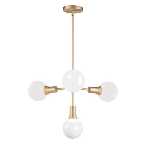 Molecule 4-Light Pendant