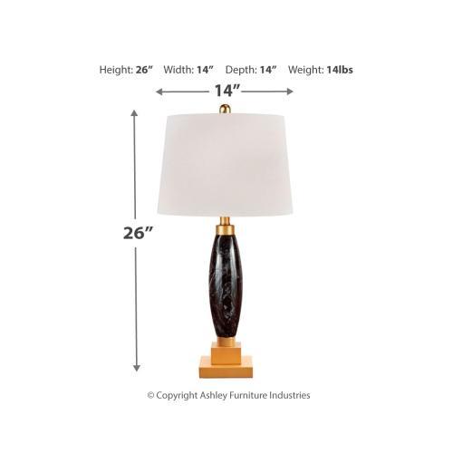 Malencia Table Lamp