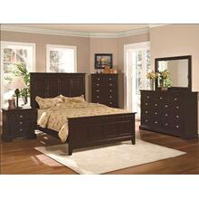 Crown Mark Furniture B6700 London Bedroom set Houston Texas USA Aztec Furniture