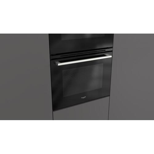 "30"" Touch Control Double Oven - Black Glass"
