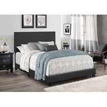 7554 Linen Bed Frame - QUEEN