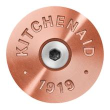 KitchenAid® Commercial-Style Range Handle Medallion Kit, Copper - Other