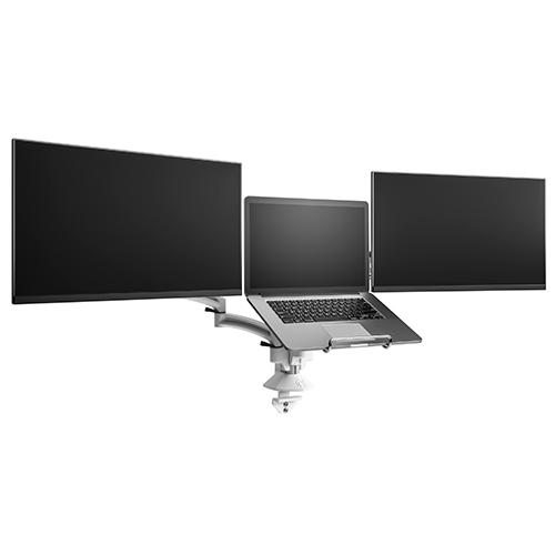 Kontour K1C Triple 3x1 Monitor Dynamic Column Mount