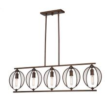 View Product - Linden AC10905OB Island Light