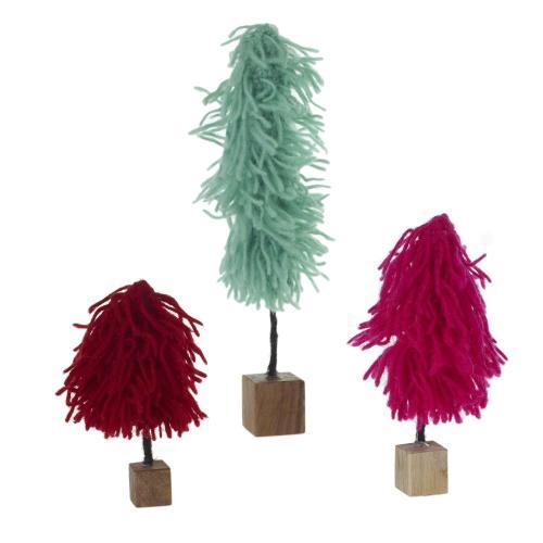 "2.5""x 9.75"" Hot-Pink Hooey Tree"