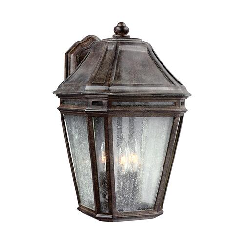 Londontowne Large Lantern Weathered Chestnut