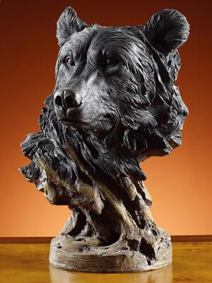 Bear Springs Statue Product Image