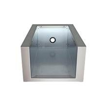 Product Image - ASBSSB Side Burner Liner - LJASBSSB