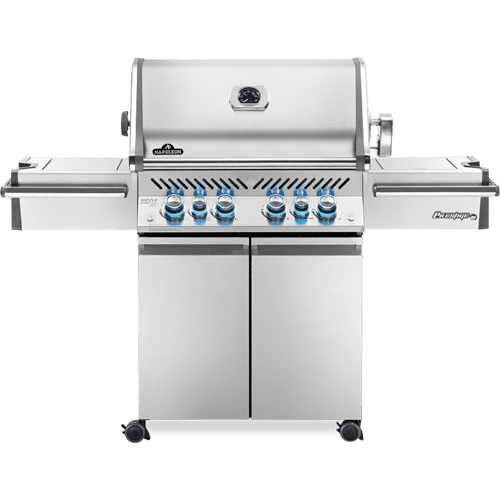 Prestige PRO 500 RSIB with Infrared Side and Rear Burners , Stainless Steel , Natural Gas