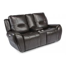 Product Image - Trip Power Reclining Loveseat with Console & Power Headrests