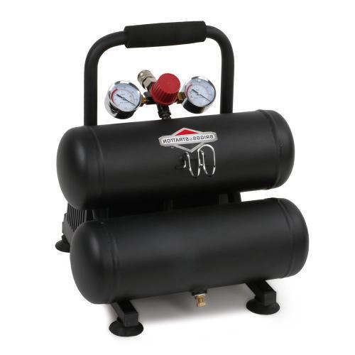 Briggs and Stratton - 2 Gallon Air Compressor - Lightweight and portable