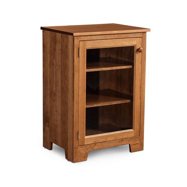 Shaker Media Storage Cabinet