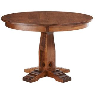 See Details - Simplicity Single Pedestal Table