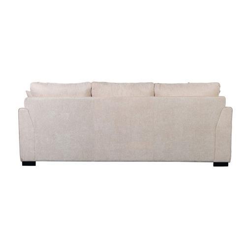 Waverly Cream Sofa, Loveseat & Chair, U4612