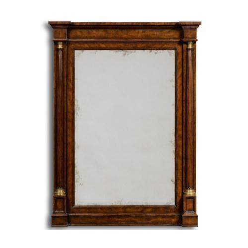 Biedermeier style mirror