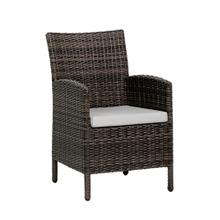 See Details - Coral Gables Dining Arm Chair