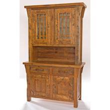 See Details - Stony Brooke - 2 Door Hutch With Glass Doors