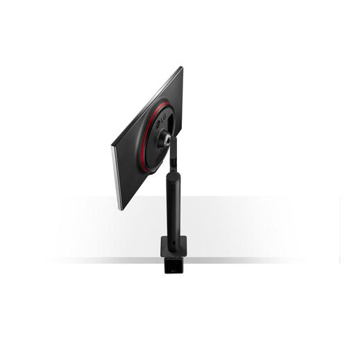 LG - 27'' UltraGear QHD Nano IPS 1ms 144Hz HDR G-SYNC Compatibility Monitor with Ergo Stand