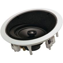 """See Details - 6.5"""" 2-Way Round Angled In-Ceiling LCR Loudspeaker"""