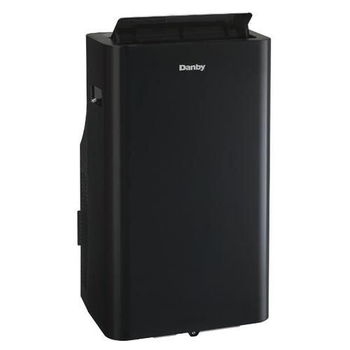 Danby - Danby 14,000 (8,600 SACC**) BTU Portable Air Conditioner with silencer technology, ionizer and wireless connect