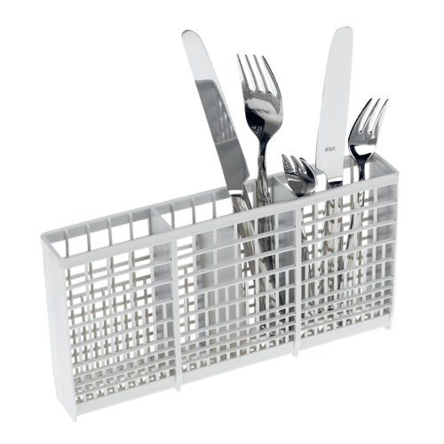 Miele - GBU - Small cutlery basket for lower basket For bulky items such as cake servers and whisks.