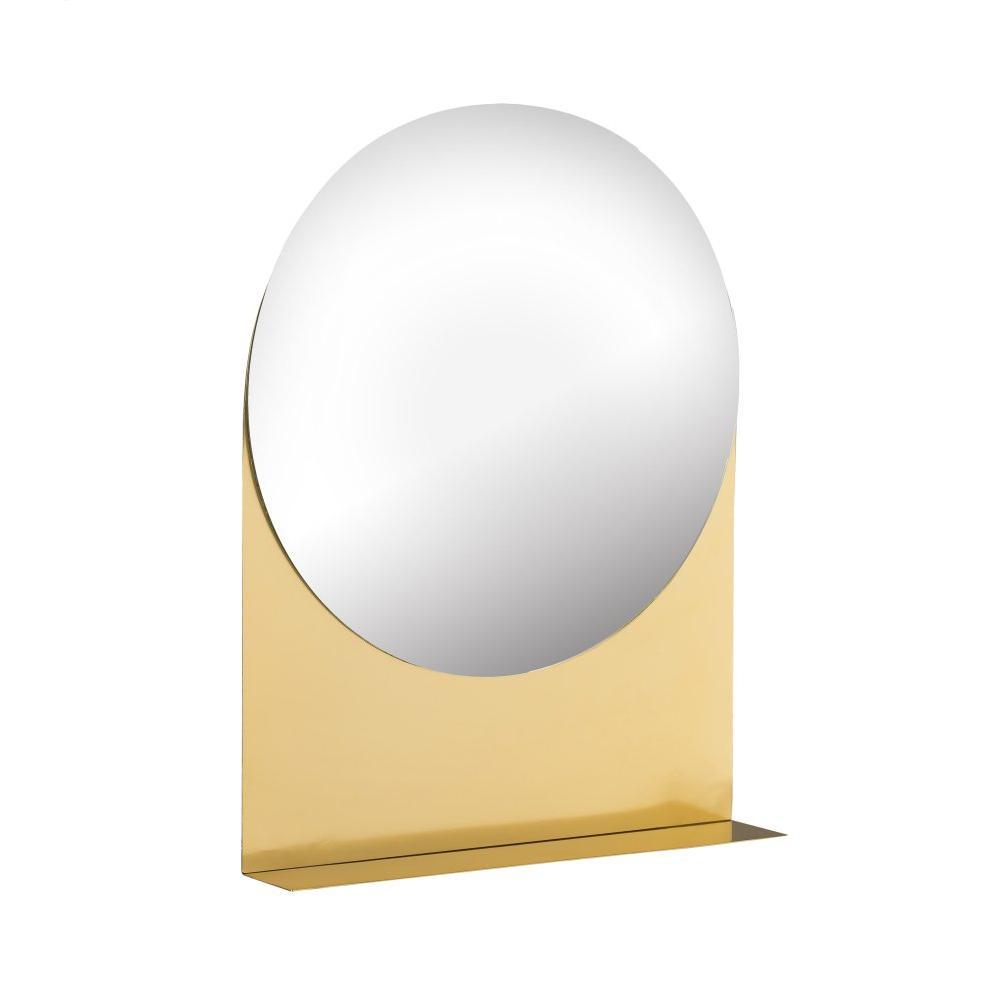 Trigg Round Accent Mirror