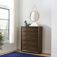 Monterey - Five Drawer Chest - Mink Finish