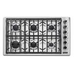 "Viking36"" Gas Cooktop - VGSU5361"