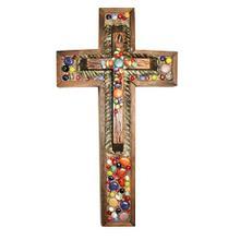 Multi W/ Inlay Large Cross