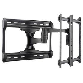 "Full-Motion Wall Mount for 37"" - 65"" flat-panel TVs - extends 28"" / 71.12 cm - Black"