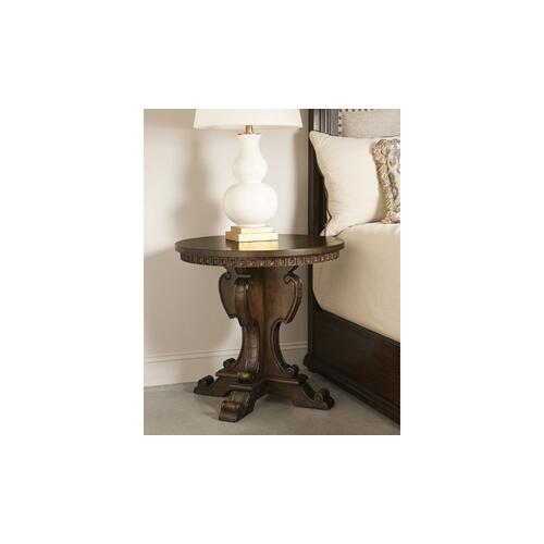 Kingsport Bedside Table