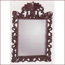 Mirror UCI7268 Mahogany