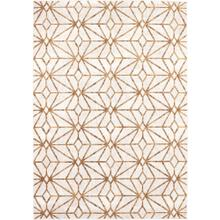 Artisan Celeste Brushed Gold 2'x3'