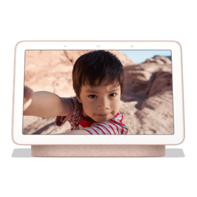 Google Home Hub Sand