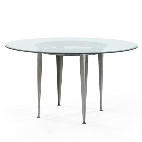 Johnston Casuals - Domino Round Dining Base
