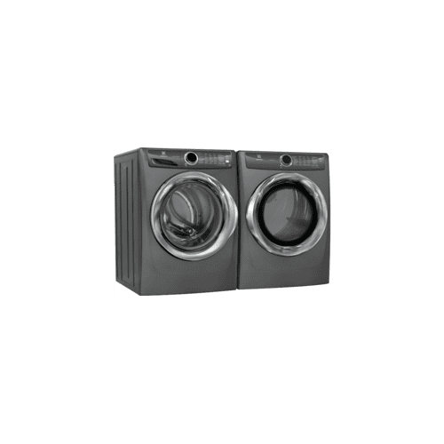 Product Image - Front Load Perfect Steam™ Electric Dryer with LuxCare® Dry and Instant Refresh - 8.0 Cu. Ft.