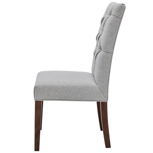 Product Image - Gwendoline Tufted Dining Side Chair, Cardiff Gray