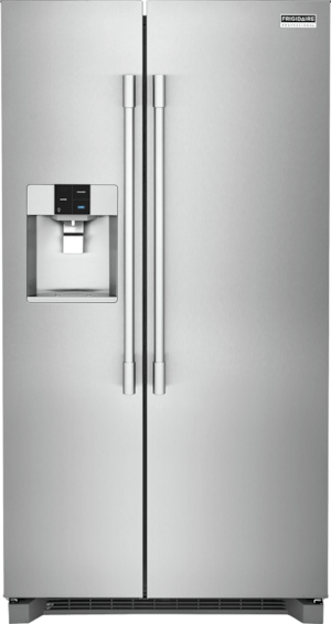 Frigidaire Professional Professional 22.0 Cu. Ft. Counter-Depth Side-By-Side Refrigerator