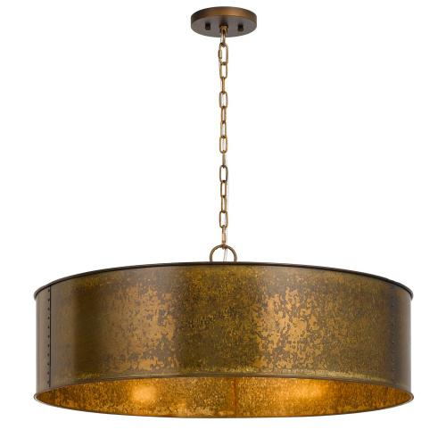 60W X 5 Rochefort Metal 5 Light Chandelier