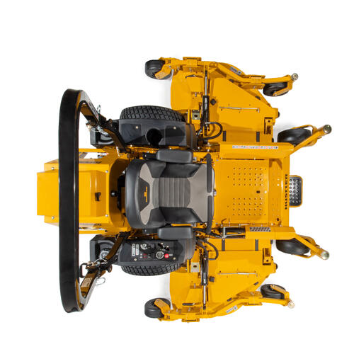 Gallery - Hustler Super 104 Wide-Area Zero-Turn Commercial Mower